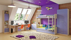 Детская комната Детская комната ТриЯ Аватар (лаванда)