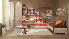 Детская комната Детская комната Глазовская мебельная фабрика Автобус 02