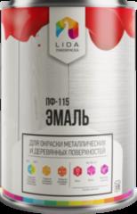 Эмаль Эмаль Lida ПФ-115 «М»