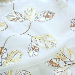 Ткани, текстиль noname Органза с рисунком H-21.50