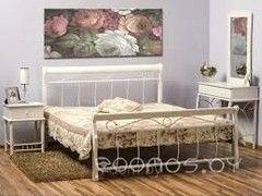 Кровать Кровать Signal Venecja белый (200x160)