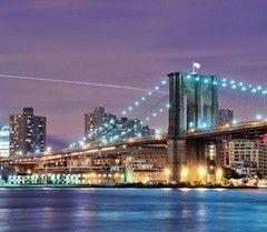 Фотообои Фотообои GreenBerry Бруклинский мост 067