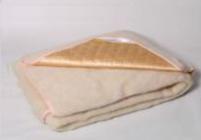 Одеяло Одеяло Lanatex меховое атлас-сатин 170x205 см