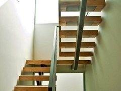 Металлическая лестница Вестпро Пример 93