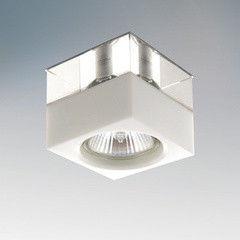 Встраиваемый светильник LightStar Meta Qube CR-Bianco 004146