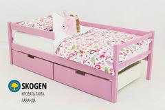 Детская кровать Детская кровать Бельмарко Skogen лаванда