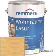 Защитный состав Защитный состав Remmers Wohnraum-Lasur (бесцветный) 10л