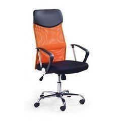 Офисное кресло Офисное кресло Halmar Vire (черно-оранжевое)