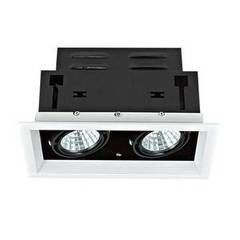 Светодиодный светильник Lucia Tucci Opzione 536.2-5W*2-WT/BK