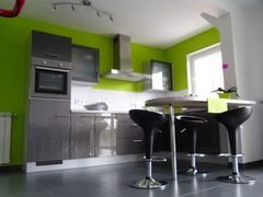 Кухня Кухня Raumplus Пример 83