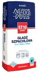 Шпатлевка Шпатлевка Acryl Putz Acryl-Putz Start ST10 20кг (Польша)