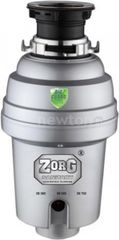 Измельчитель пищевых отходов Измельчитель пищевых отходов ZorG Измельчитель пищевых отходов ZorG ZR-38D