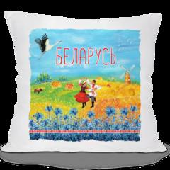 Декоративная подушка Карандаш Краски Беларуси 04397