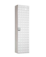 Мебель для ванной комнаты Калинковичский мебельный комбинат Шкаф-пенал Адель 0460.3