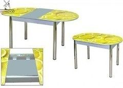 Обеденный стол Обеденный стол MillWood Аргент-02