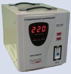 Стабилизатор напряжения Стабилизатор напряжения Solpi-M SDR-5000 ВА
