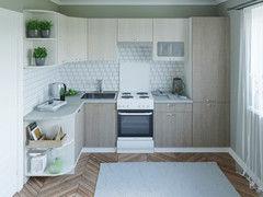 Кухня Кухня Алфексгрупп Эко №4