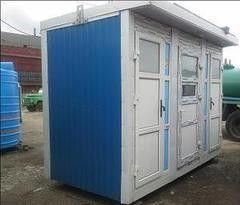 Туалетная кабина Автономные санитарные системы Модуль СТМ 2+1 А