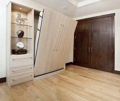 Мебель-трансформер Кровать-шкаф VMM Krynichka вертикальная (модель 28)
