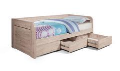 Детская кровать Детская кровать MySTAR Вирджиния 3я 900 (1825.00) дуб бонифаций