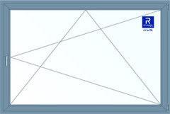 Алюминиевое окно Reynaers 3000*2000 ПО