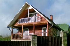 Строительство домов Строительство домов WoodHata F-D-03