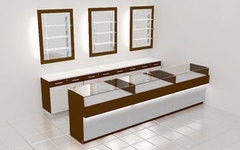 Торговая мебель Торговая мебель ВФТ Вариант 18