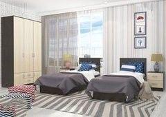 Спальня Настоящая мебель Ронда 3