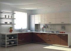 Кухня Кухня Алфексгрупп №12 (Крашенный МДФ)