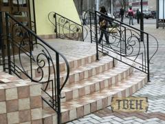 Элементы ограждений и лестниц Твен ЛО-04