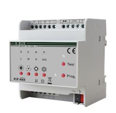 Умный дом GVS Модуль управления фанкойлом, конвектором с вентилятором AFVF-01/220.1