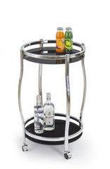 Сервировочный столик Сервировочный столик Halmar Столик сервировочный Halmar Bar-8