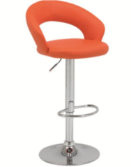 Барный стул Барный стул Avanti BCR103 оранжевый