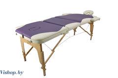 Мебель для салонов красоты  Массажный стол Atlas Sport 70 см складной 3-с деревянный