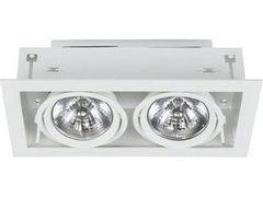 Встраиваемый светильник Nowodvorski DOWNLIGHT white 6453