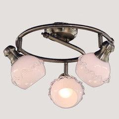 Настенно-потолочный светильник Citilux Кампана CL540531 Бронза