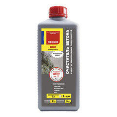 Защитный состав Антисептик для древесины Neomid 600 1 л