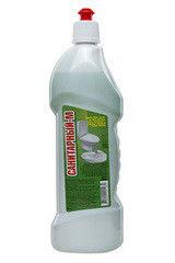 Спектр Средство жидкое чистящее «Санитарный-М» (органические кислоты) 750 мл