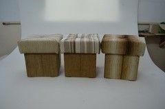 Пуфик Пуфик Вливск-Мебель 35х35х42 см с емкостью для хранения 37