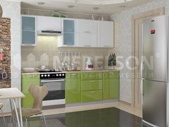 Кухня Кухня Mebelson Яна компоновка 240 (1)