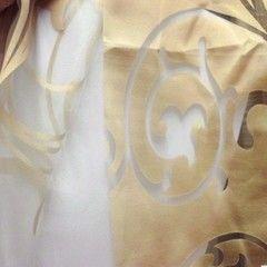 Ткани, текстиль noname Органза с рисунком H-21.330
