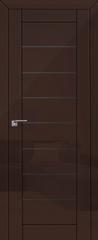 Межкомнатная дверь Межкомнатная дверь Profil Doors 71L Терра ДО, графит