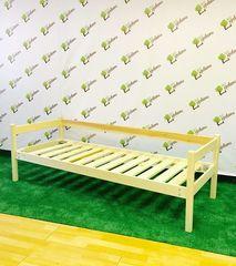 Кровать Кровать Европротект Односпальная из массива (80x200см)
