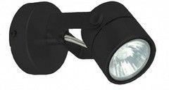 Настенно-потолочный светильник Китай B86156/1W BK