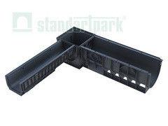 Ливневая канализация Standartpark Дождеприемник-пескоуловитель PolyMax Basic ДПП–40.40-ПП 8472.1