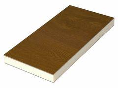 Сэндвич панель Сэндвич панель Пласт-Декор ПВХ 32x3000x1300 (1.5) двухсторонняя золотой дуб