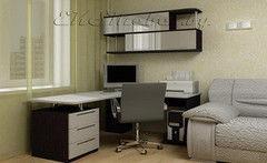 Письменный стол Стол компьютерный Eksmebel Вариант 3