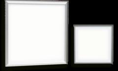 Настенно-потолочный светильник EKF FLP-S 295 21W 4K LED