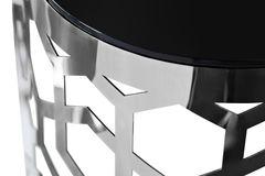 Стол-консоль Стол-консоль Garda Decor 13RX3046-Silver