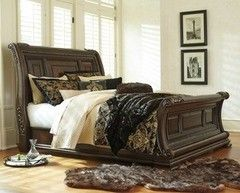 Кровать Кровать Ashley B780-74-77-96 Valraven Queen